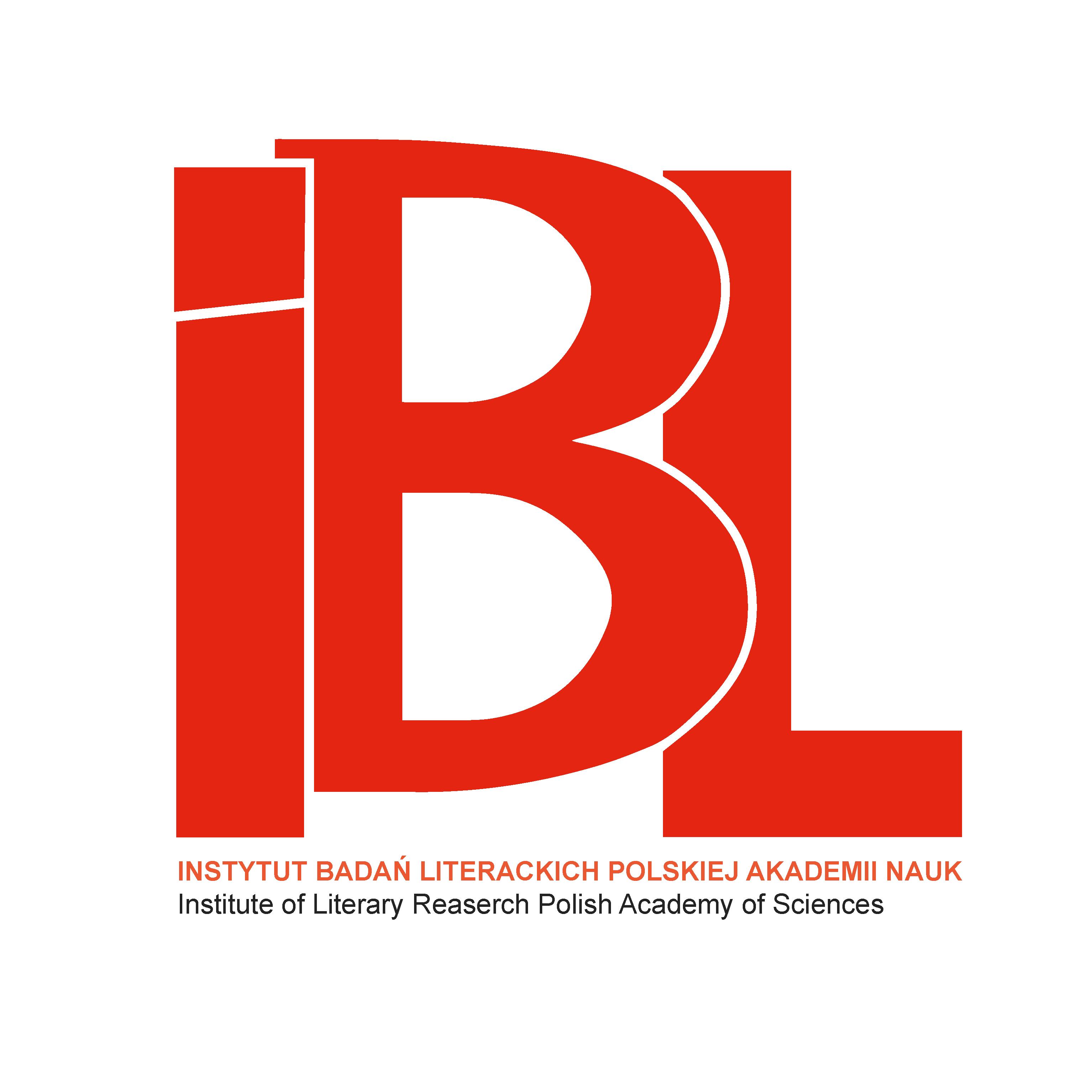 Instytut Badań Literackich, Polska Akademia Nauk