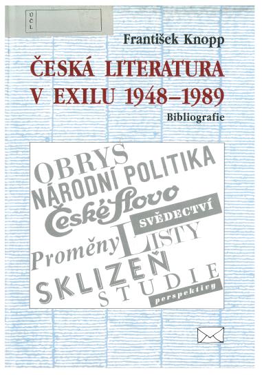 Česká literatura v exilu 1948–1989