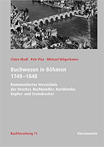 Buchwesen in Böhmen 1749–1848