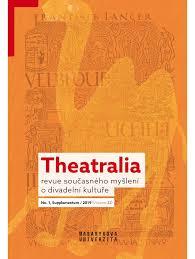 Moderní česká divadelní hra (1896–1989)